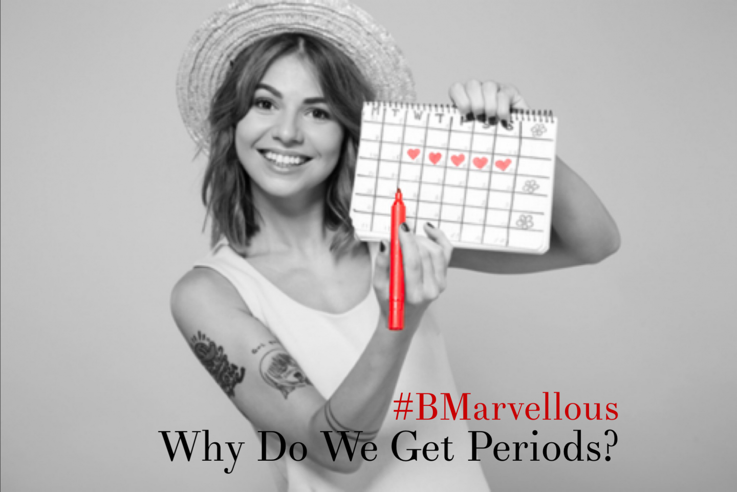 Why Do Woman Get Periods?