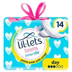 Lil-lets Teens Pads Normal
