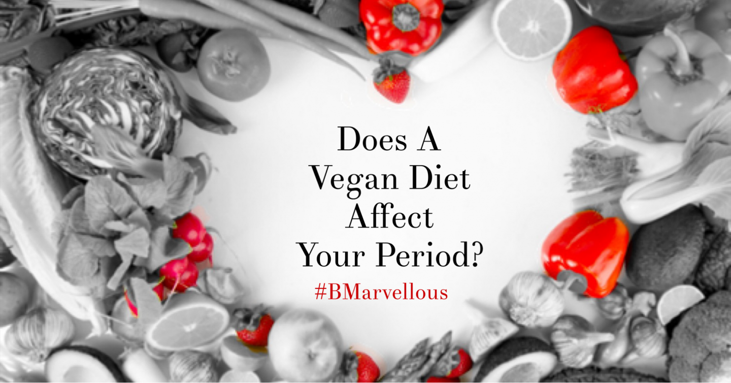 Does A Vegan Diet Affect Your Period?