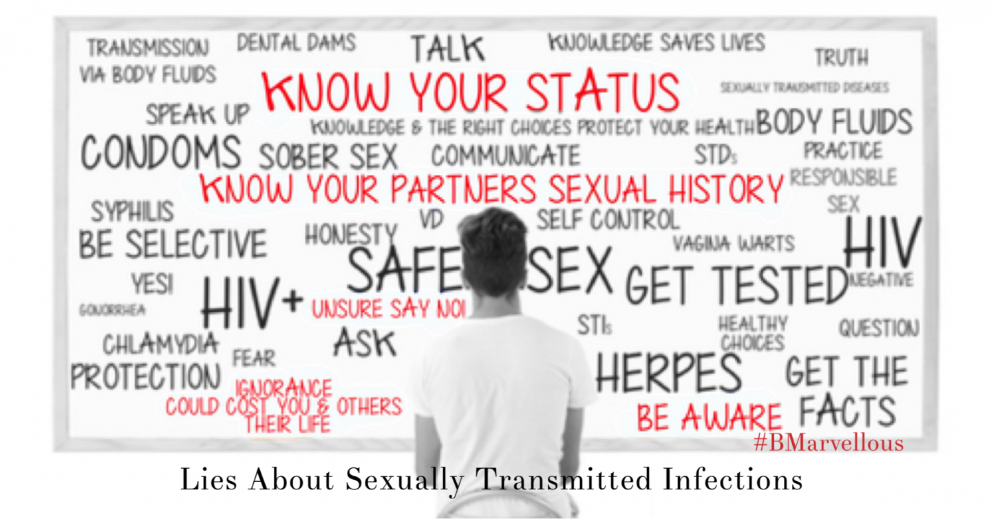 Lies About Sexually Transmitted Infections