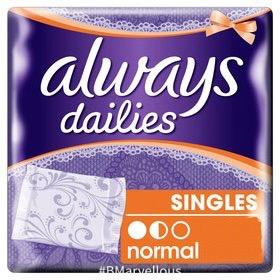Always Dailies Singles Normal