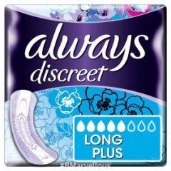 Always Discreet Long Plus