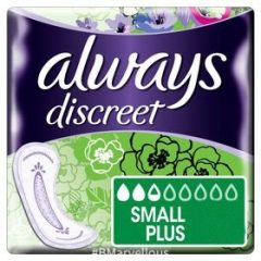 Always Discreet Small Plus