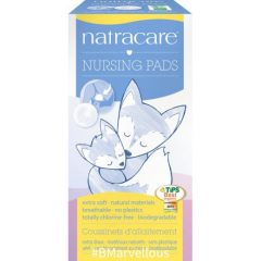 Natracare Organic Cotton New Mother Nursing Pads