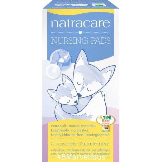 Natracare Organic Cotton New Mother Nursing Pads