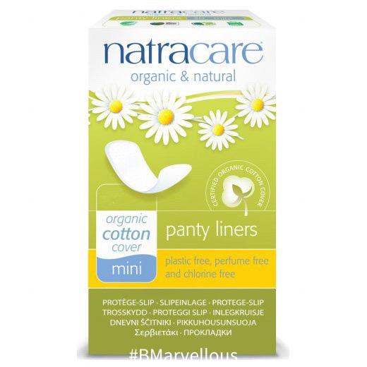 Natracare Organic Cotton Mini Liner
