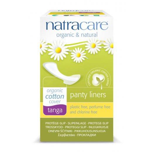 Natracare Organic Cotton Tanga Liner