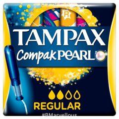 Tampax Compak Pearl Regular