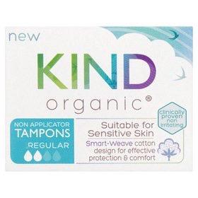 Kind Organic Regular Tampons