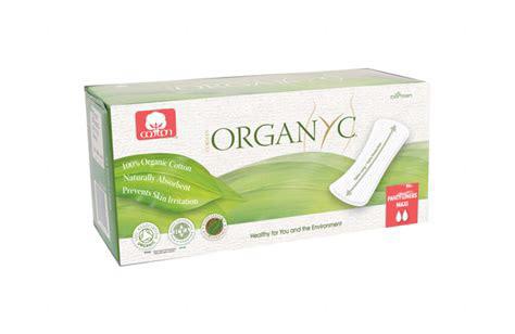 Organyc Pantyliner Extra Long
