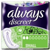 Always Discreet Small