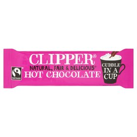 Clipper Organic Hot Chocolate Drink