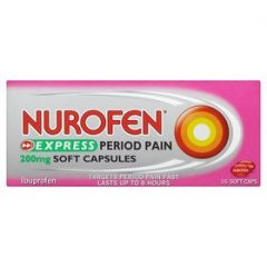 Nurofen Express Period