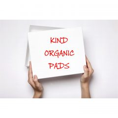 Kind Organic Pads