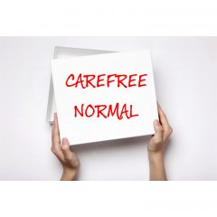 Carefree Normal