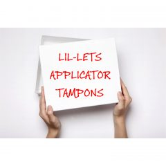 Lil-lets Tampons Applicator