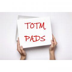 TOTM Organic Pads
