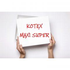 Kotex Maxi Super Pads
