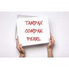 Tampax Compak Pearl