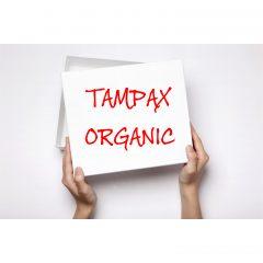 Tampax Organic Cotton