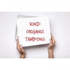 Kind Organic Tampons